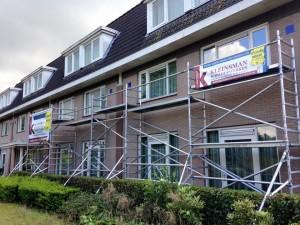 Zorghuis Twente in de steigers.